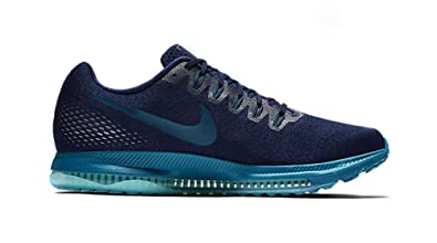 Nike Zoom All Out Low Size 9.5 Mens Running Binary Blue/Space Blue-Turbo