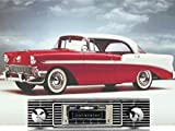 1956 Chevy Bel Air & Nomad USA-630 II High Power 300 watt AM FM Car Stereo/Radio with iPod Docking Cable