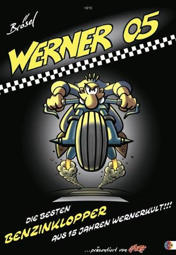 Werner Kalender 2006 Kalender – Juli 2005 KV&H Verlag 3831822115 Belletristik Cartoons