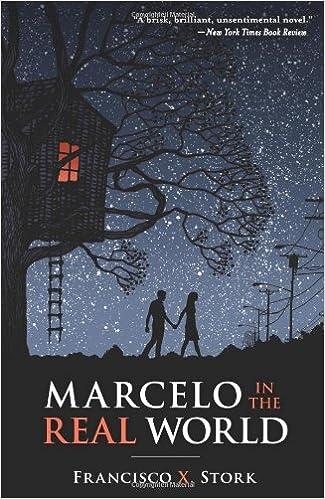 amazon marcelo in the real world francisco x stork love romance