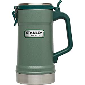 Stanley Classic Vacuum Insulated Stein 24 oz, Hammertone Green