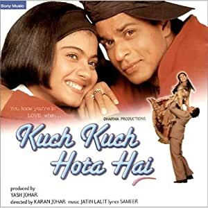 Kuch Kuch Hota Hai (Hindi Film / Bollywood Movie Music CD)