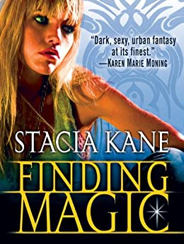 Finding Magic (Novella) (Downside Ghosts) by [Kane, Stacia]