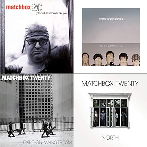 Best Of Matchbox Twenty By Matchbox Twenty On Amazon Music Amazon