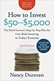 How to Invest $50-$5,000 10e: The Small Investor's Step-by-Step Plan for Low-Risk Investing in Today's Economy