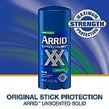 Arrid XX Extra Extra Dry Solid Antiperspirant