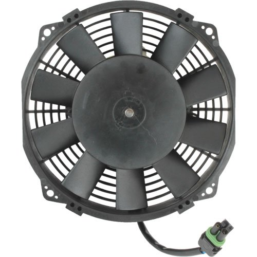 Db Electrical Rfm0021 Radiator Fan Assembly For Bombardier Can-Am 400 Outlander 06 07 08 2006 2007 2008 (Outlander 400 Radiator compare prices)