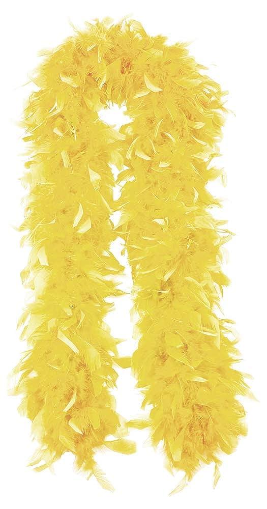 Das Kost/ümland Federboa Extraordinary 180 cm 90 g Wundersch/öne dichte Federboas in verschiedenen Farben