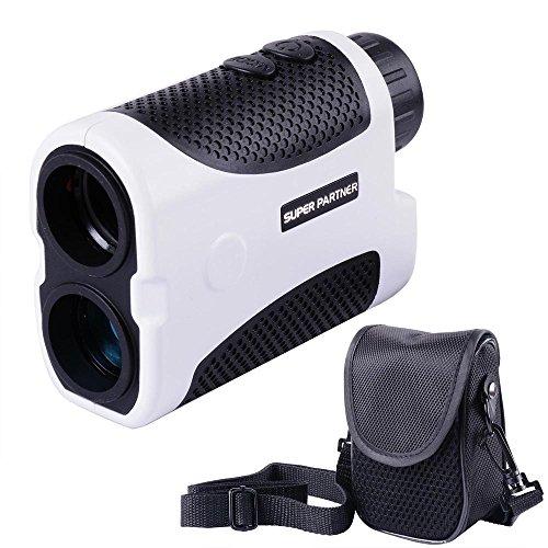 AW Golf Range Finder 6x Magnification 400 Yards 4 Modes Laser Range...