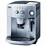 Delonghi ESAM4200S Magnifica Espresso / Cappuccino Maker 1.2 Kw 15 Bar Pressure 1.8 Litre water tank capacity Removable brewing unit Can be used with ground coffee and coffee beans - Sil