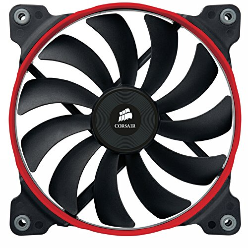 Corsair Air Series AF140 Quiet Edition Single Fan by Corsair