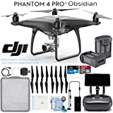 DJI Phantom 4 Pro Plus Obsidian Quadcopter Drone with Spare Battery & Kit