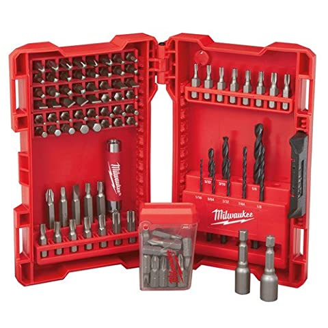 Milwaukee 48-89-1561 Drill and Drive Set 95 Pieces - Milwaukee Power Tools