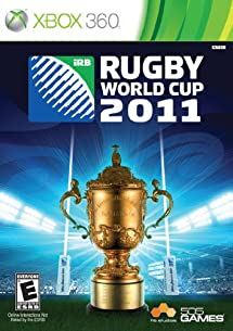 Rugby World Cup 2011 - Xbox 360