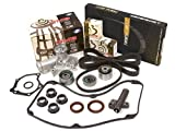 Evergreen TBK232MHVC2 Dodge Mitsubishi Eclipse Galant 4G64 Timing Belt Kit Valve Cover Gasket GMB Water Pump