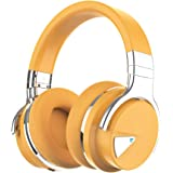 COWIN E7 Active Noise Cancelling Headphones Bluetooth Headphones with Microphone Deep Bass Wireless Headphones Over Ear…
