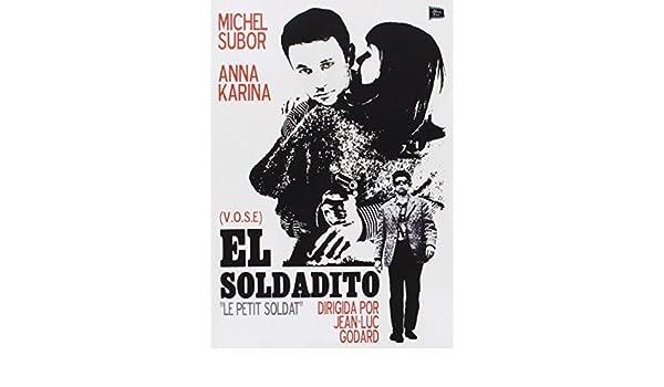 Amazon.com: Le Petit soldar - El soldadito (VOSE) - Jean-Luc Godard - Michel Subor.: Movies & TV