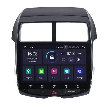 RoverOne Android 7.1 Sistema Coche GPS Player para Mitsubishi ASX ...
