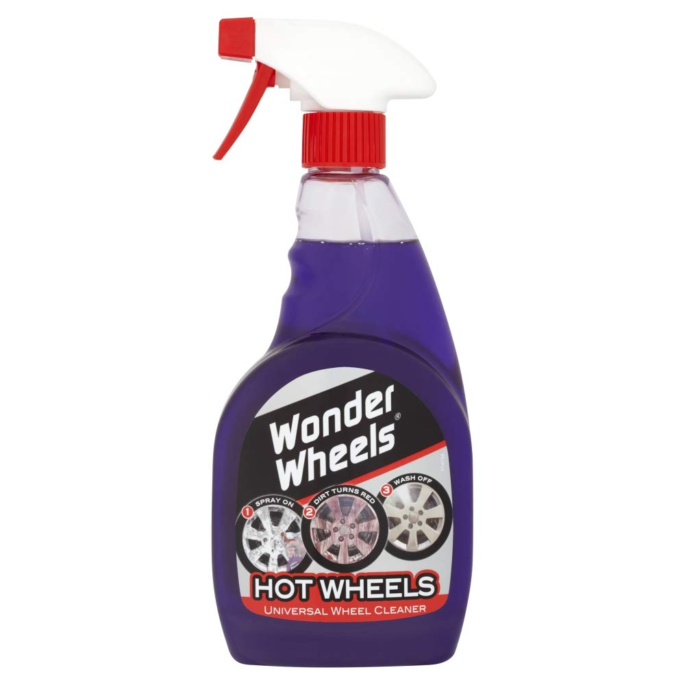 Wonder Wheels Hot Wheels Cleaner, 500ml Tetrosyl Ltd WWH500 B004SND34U