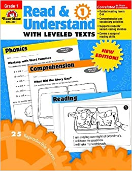 By Jill Norris - Read & Understand with Leveled Texts, Grade 1 (12/16/09)