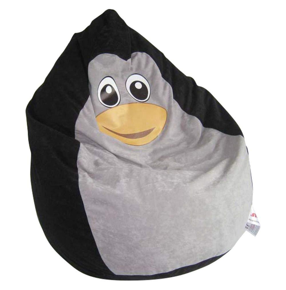 Storado  Sitzsack Pinguin XL 220 Liter S204420 Sitzkissen Bodenkissen Kissen Sack