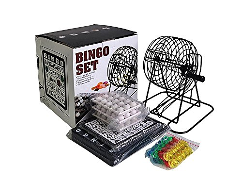 - TradingBuzz NEW! COMPLETE ALL YOU NEED BINGO SET