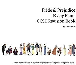 Amazoncom Pride  Prejudice Essay Plans Gcse Revision Book A  Pride  Prejudice Essay Plans Gcse Revision Book A Useful Revision Aid For  Anyone Studying