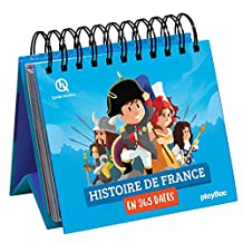CALENDRIER QUELLE HISTOIRE : 365 PERSONNAGES DE L'HISTOIRE DE FRANCE