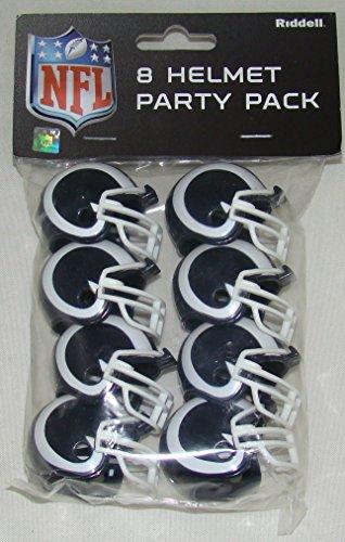 NFL Los Angeles Rams Helmet Pocket ProTeam Helmet Party Pack, Team Colors, One ()