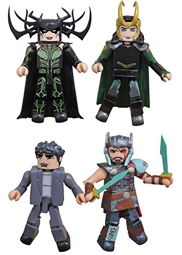 Thor Ragnarok Movie Minimates