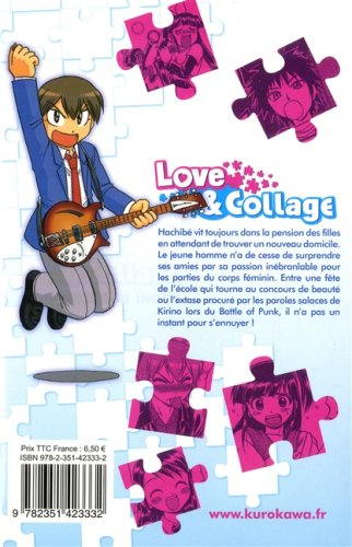 love & collage t.6