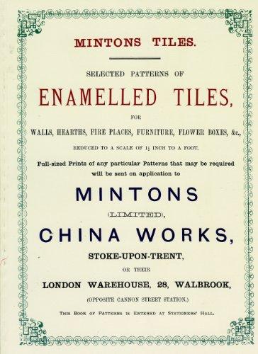 Mintons Tiles (Furniture Antique Uk Garden Sale For)