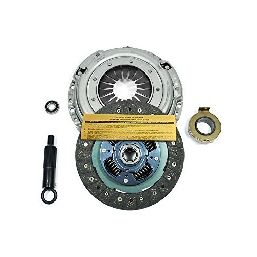 EFT PREMIUM HD CLUTCH KIT for 97-99 ACURA CL 1990-02 HONDA ACCORD PRELUDE 4CYL ()