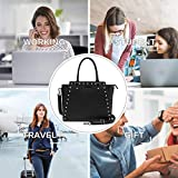 Laptop Bag for Women,15.6 Inch Stand Upright Laptop