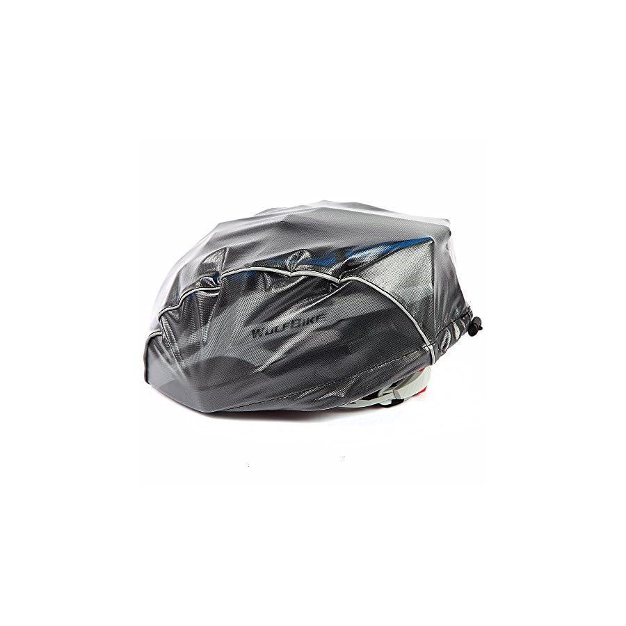 WOLFBIKE Helmet Rain Cover Windproof Dust proof Waterproof