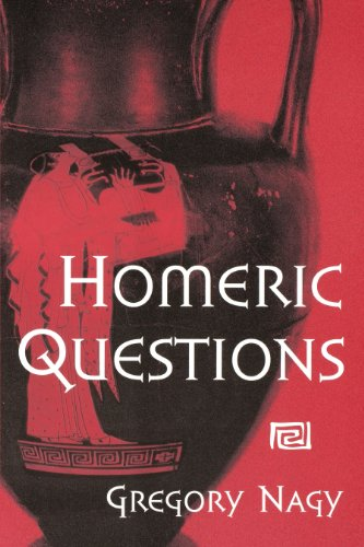 Homeric Questions (The Ancient Greek Hero In 24 Hours Ebook)