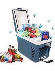 OJA 12V Personal Cooler / Warmer Car Refrigerator-7L (Blue)