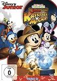 Micky Maus Wunderhaus, Volume 26 - Die Jagd nach dem Kristall-Micky [Alemania] [DVD]