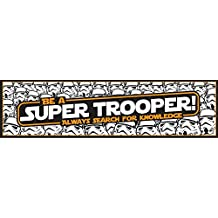 Eureka Classroom Banners, Star Wars - Super Troopers - Horizontal