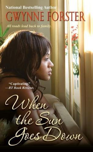 book cover of When the Sun Goes Down