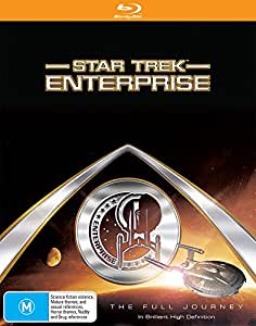 Star Trek - Enterprise: The Complete Collection (Blu-ray)