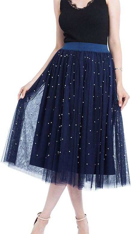 Rawdah_Faldas Mujer Largas Elegantes Faldas Mujer Cortas Verano ...