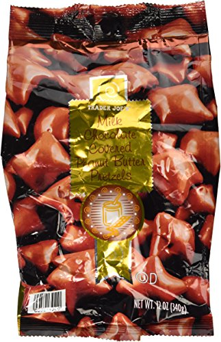 Trader Joe's Milk Chocolate Covered Peanut Butter Pretzels (Single) ()