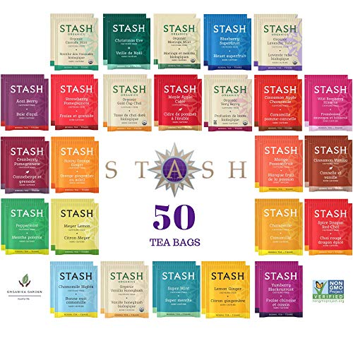 Stash Herbal Tea Sampler Eco Friendly product image