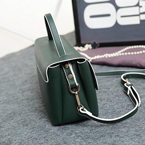 De Señoras Sesgar Spanning Bolsa Gwqgz Bolso Solo Casual Moda Nuevo Classic Hombro Classic q715t