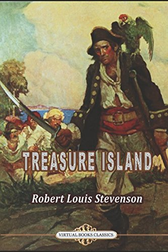 TREASURE ISLAND: Illustrated edition