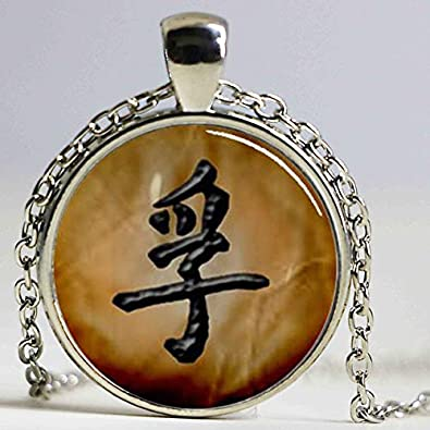 collier homme japonais