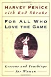 For All Who Love the Game, Harvey Penick, 0684867346