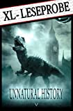 Unnatural History - XL-Leseprobe (Pax Britannia 1) (German Edition)