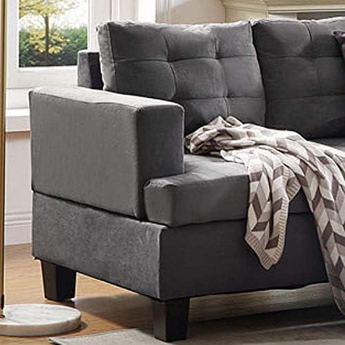 home, kitchen, furniture, living room furniture,  living room sets 1 on sale Harper & Bright Designs Sofa Sectional Sets 3-seat in USA